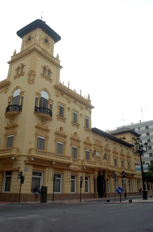Casino antiguo castell n turismo for Oficina turismo castellon