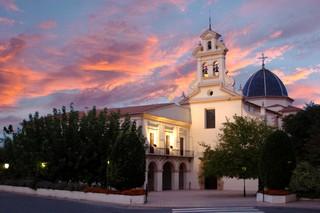Basilica de lidon castell n turismo for Oficina turismo castellon