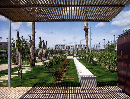 Jardin sentidos05 castell n turismo for Oficina turismo castellon