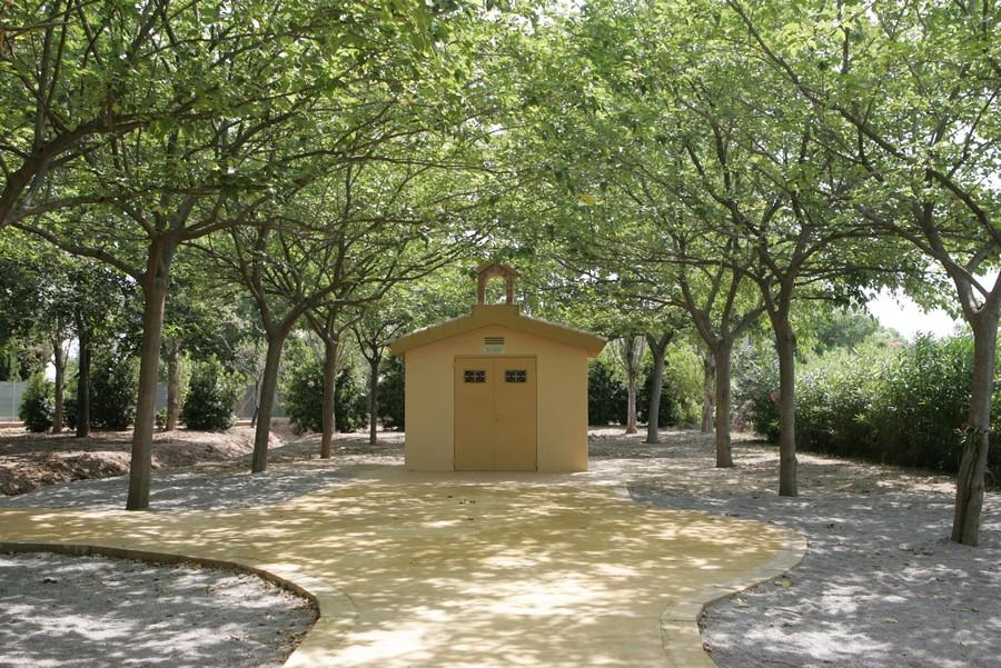 Parque del meridiano castell n turismo for Asociacion pinar jardin