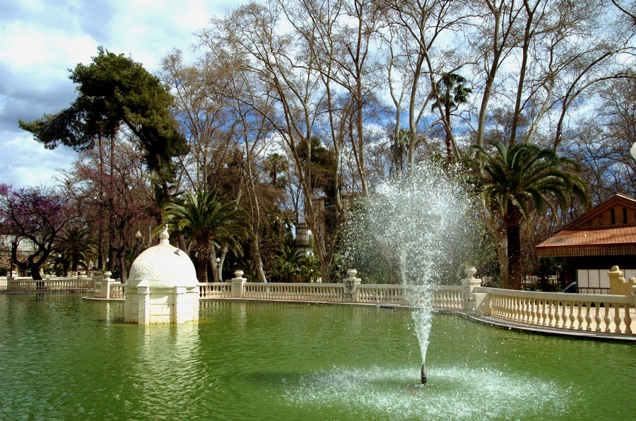Parque ribalta castell n turismo - Hogar y jardin castellon ...