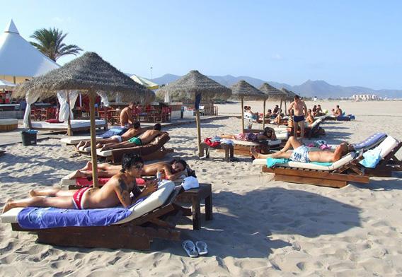 Gurugú Beach Castelló Turismo