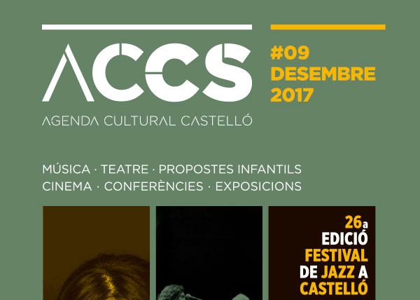 guia cultura castellon diciembre 2017