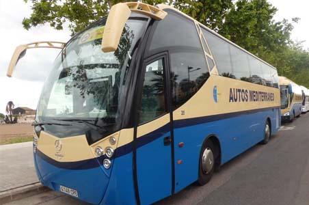 Autobús Aeropuerto