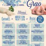 Jornadas gastronómicas del pulpo y la sepia del Grao de Castellón