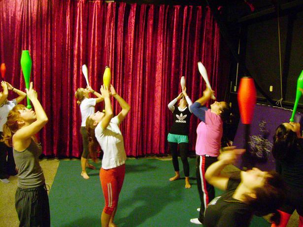 taller circo