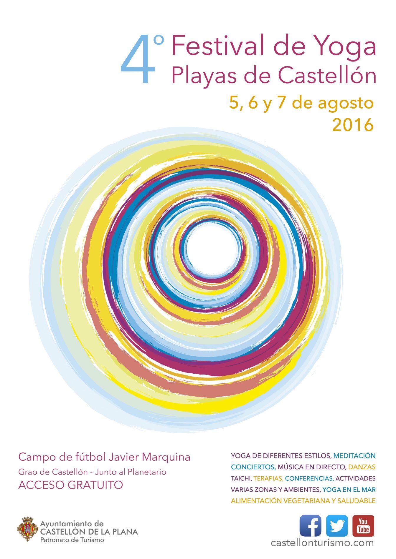 CARTEL 4º FESTIVAL DE YOGA.3