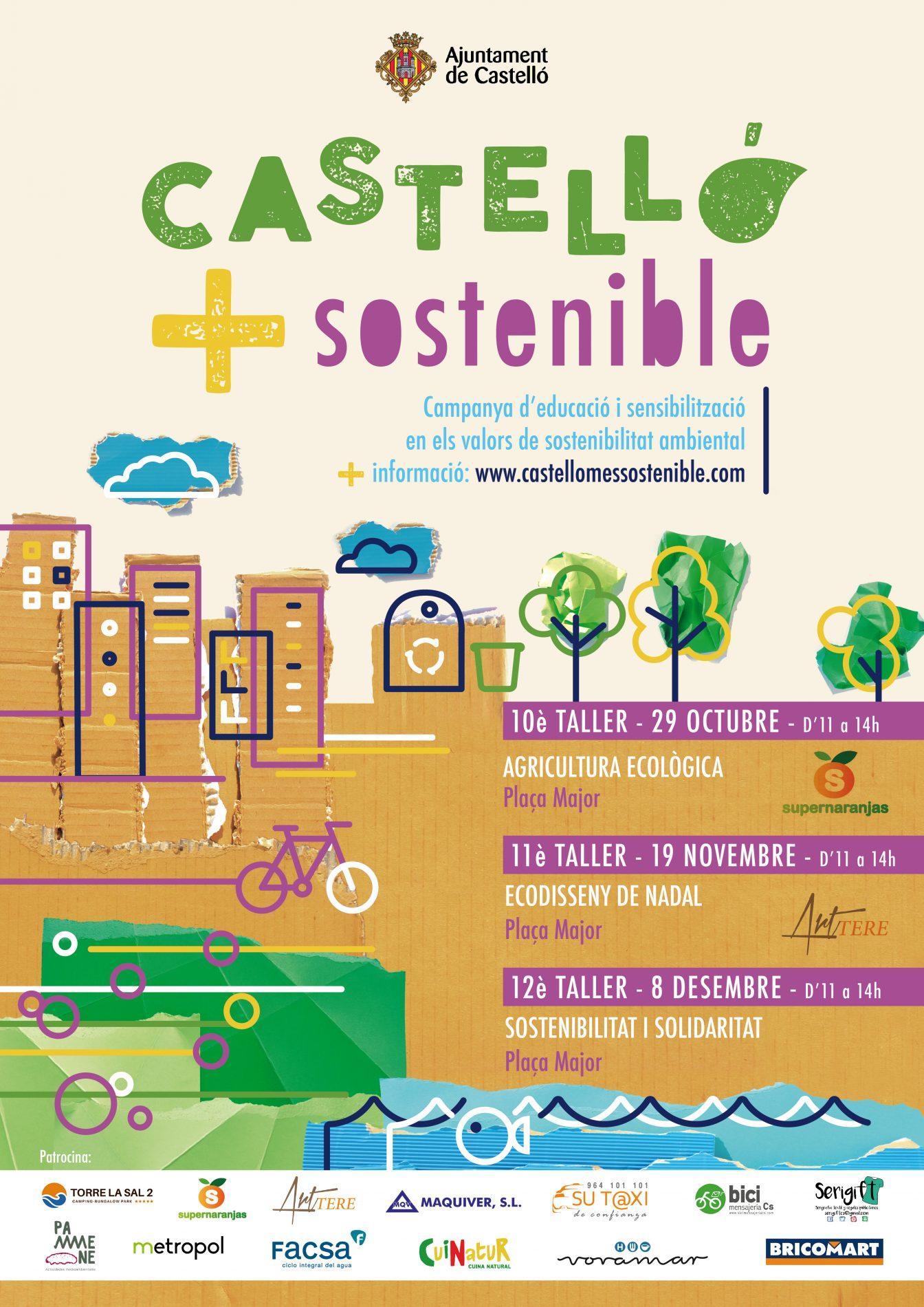 27-10-2016 castelló + sostenible