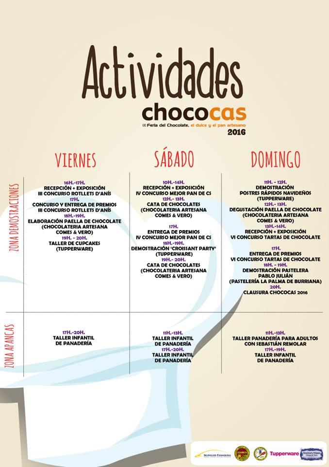 Programa Chococas
