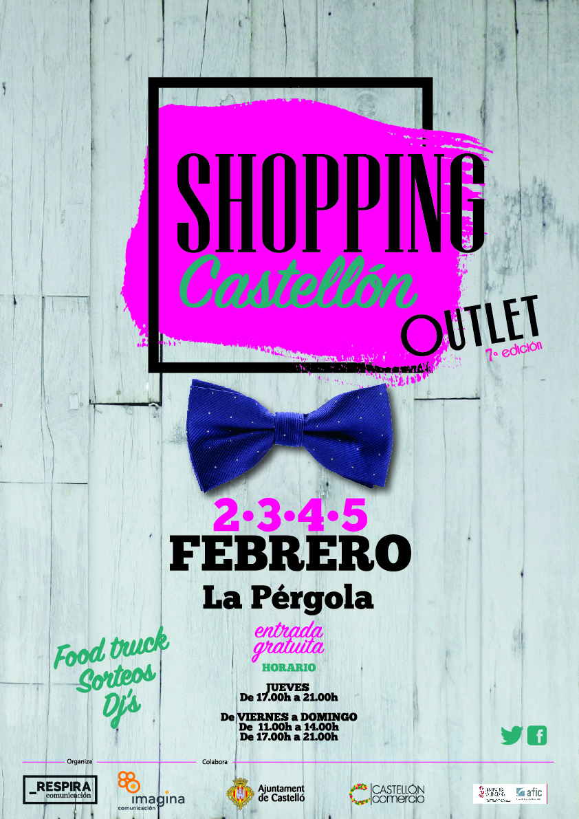 Cartel OUTLET 2017_EL-01