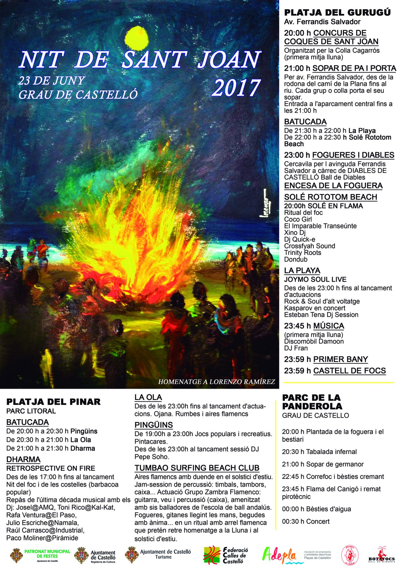 PLAYA - F SAN JUAN 2017 - CARTEL DEFINITIVO 19-06-17