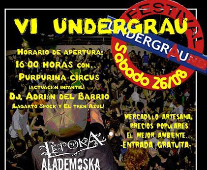 festival undergrau
