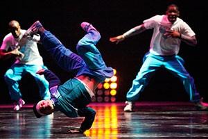 exhibicion baile hip hop castellon