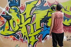 exhibicion de grafiti castellon