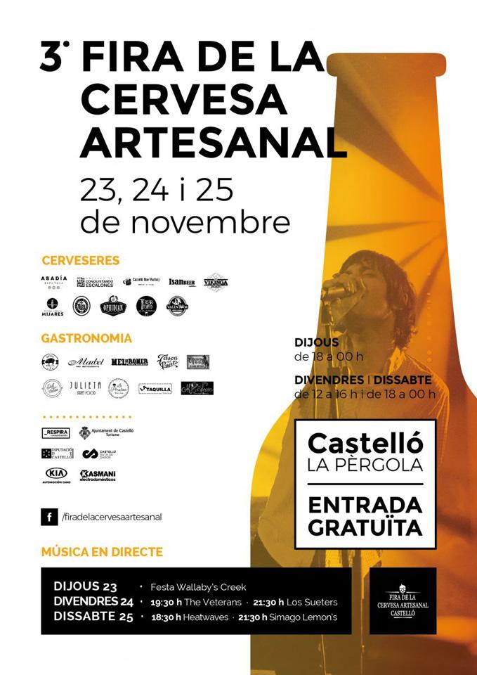 Feria cerveza Castellon 2017
