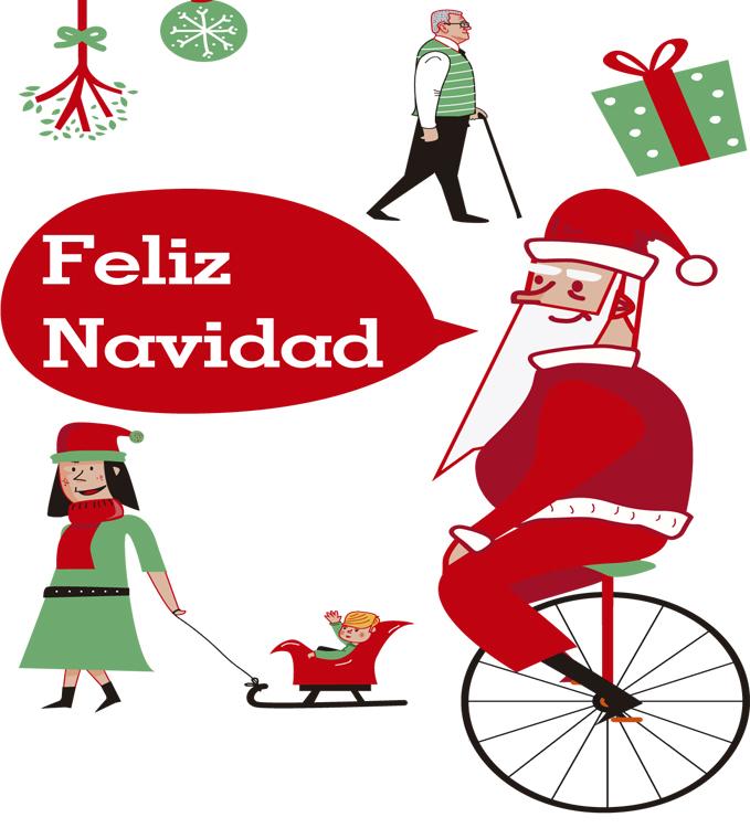 Feliz Navidad Castellón
