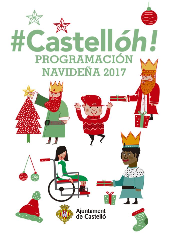 Programación Navideña Castellón Castellón Turismo