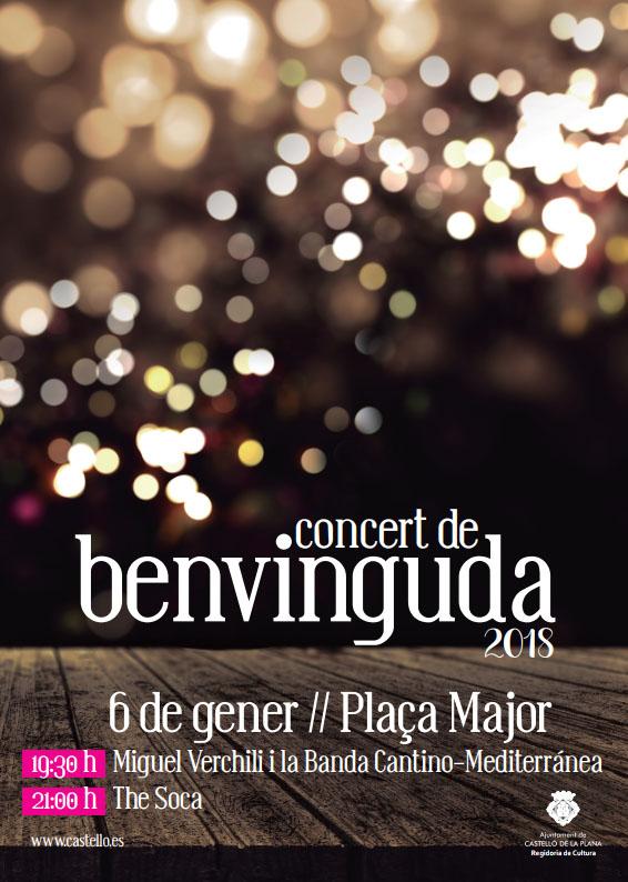 concert benvinguda any 2018