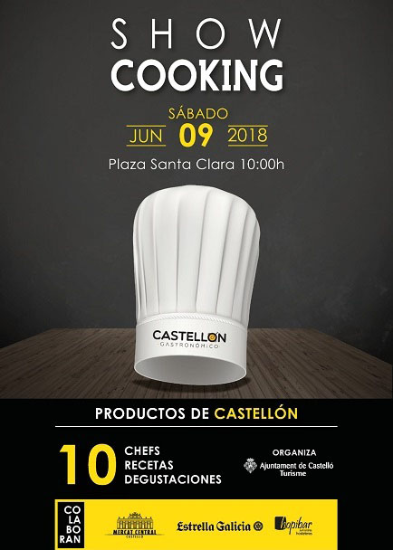 show-cooking-castellon-castellon-turismo