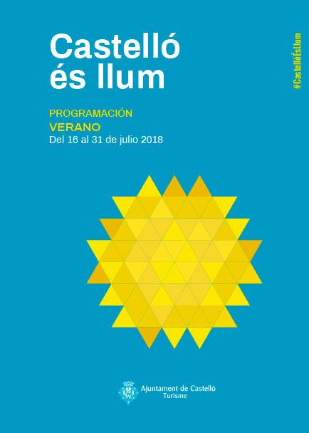 Castelló es llum, activitats d'estiu