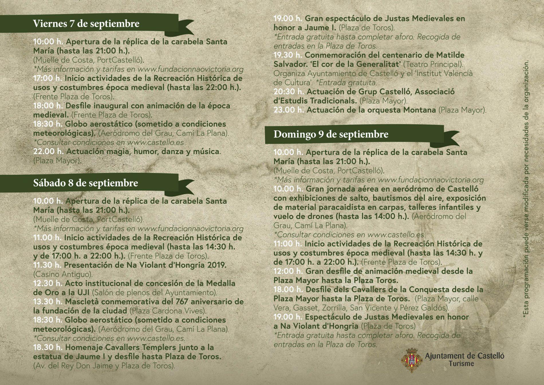 Fundación de Castellón