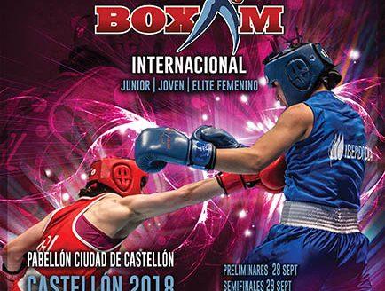 Boxeo Femenino Castellón