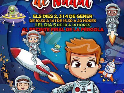 Cartel Feria Infantil y Juvenil de Castellón