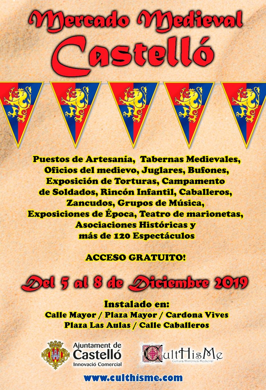 CS - Mercado medieval