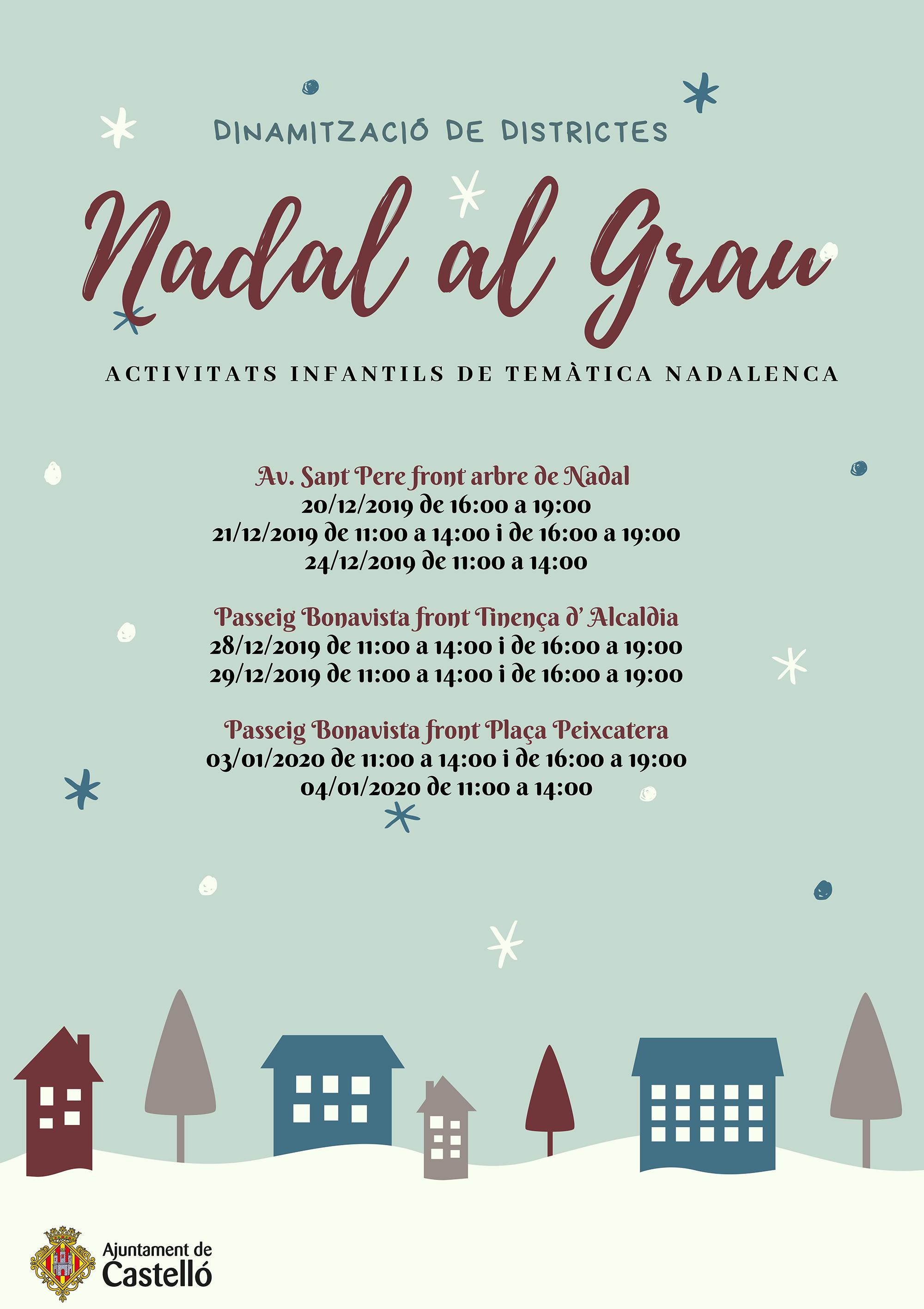 Nadal al Grau 2019