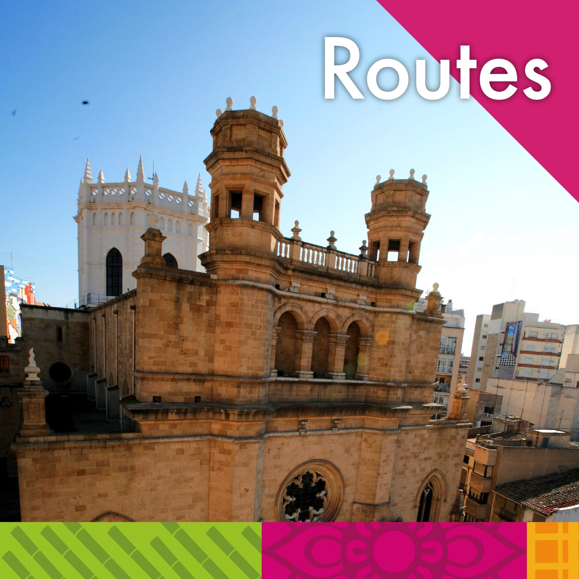 Rutas Castellón Monumentos Visitas Turismo