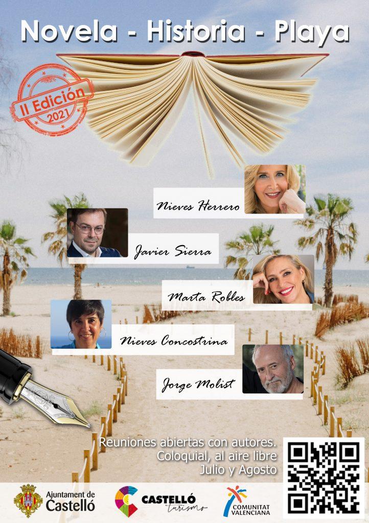 Ciclo: Novela - Historia - Playa