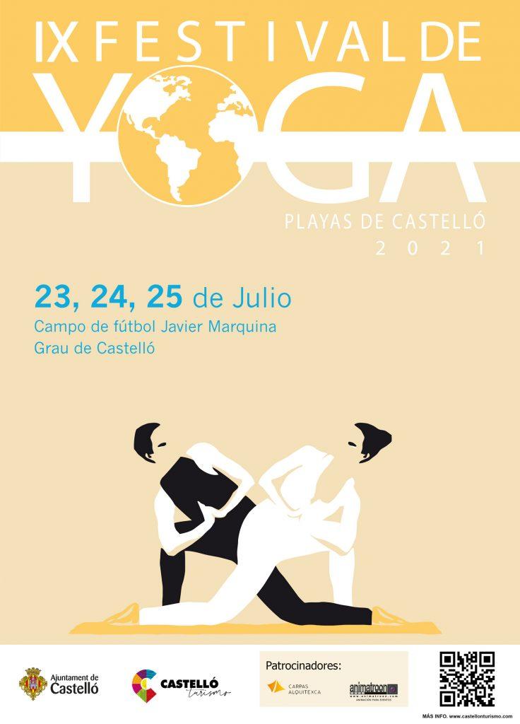 Festival de Yoga Castelló